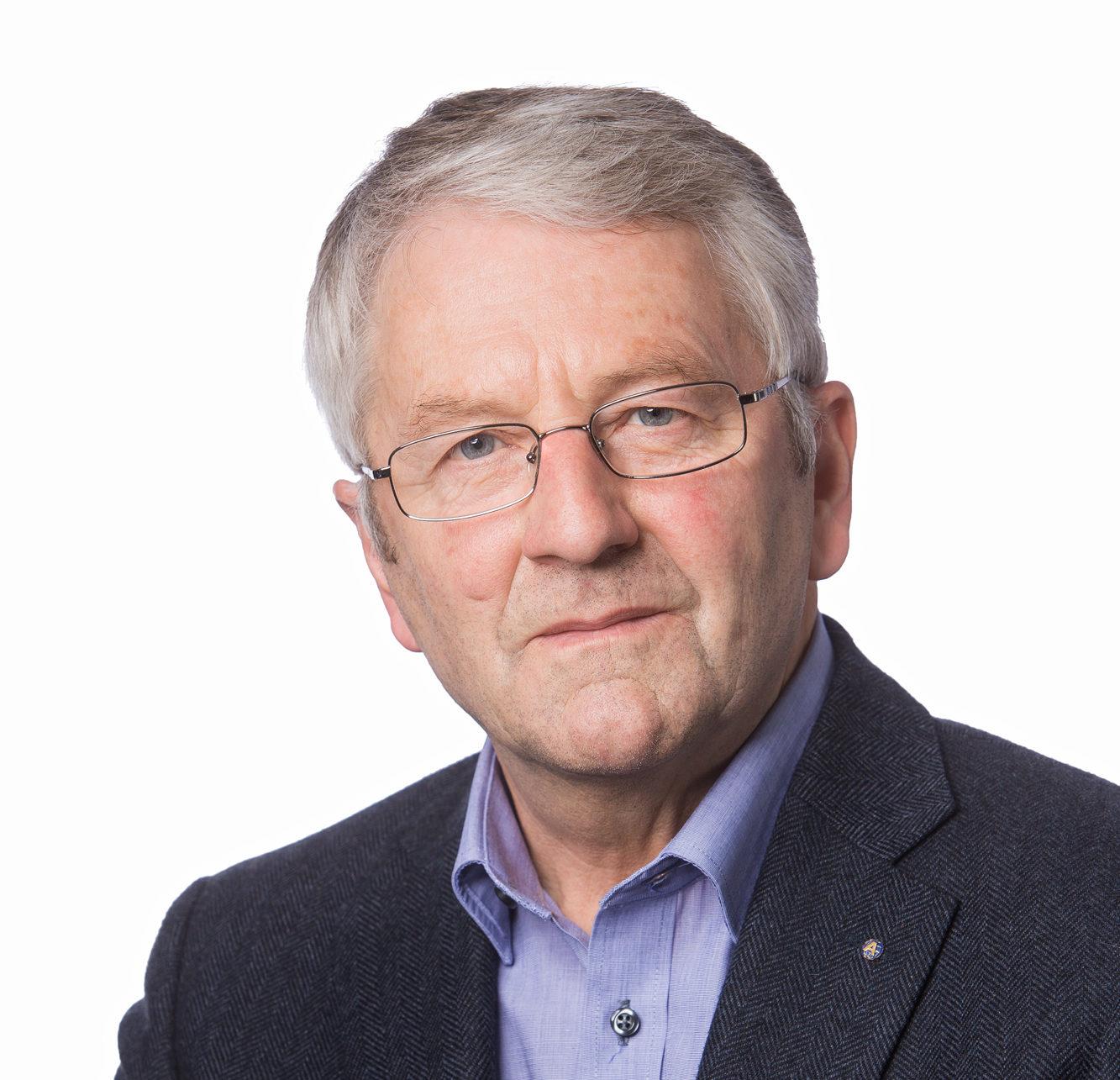 Walter Müller, Nationalrat FDP